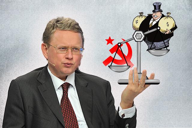 Дальнейшая судьба России – социализм, а не капитализм, который действует сейчас – мнение экономиста М. Делягина