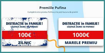 castigatori concurs pufina 2020 1000 de euro