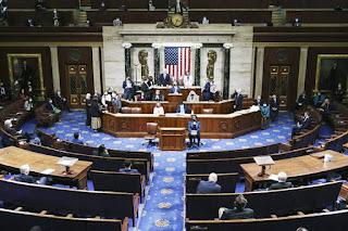 الكونغرس يصدق على فوز بايدن Congress approves Biden victory
