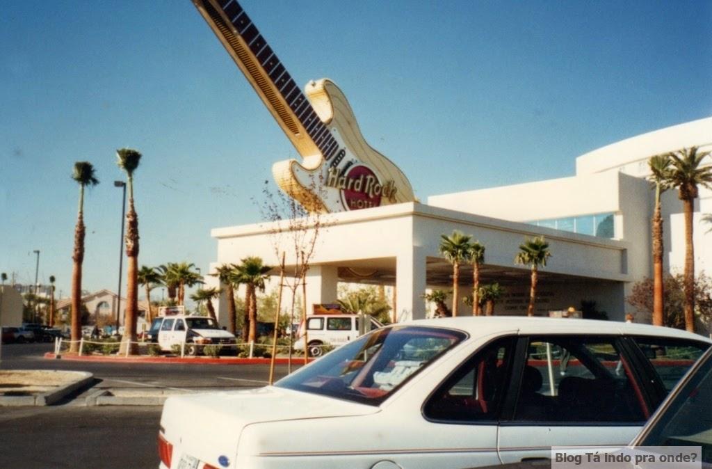 Hard Rock Cafe Hotel Las Vegas