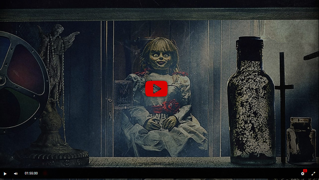 Annabelle Comes Home Película Completa