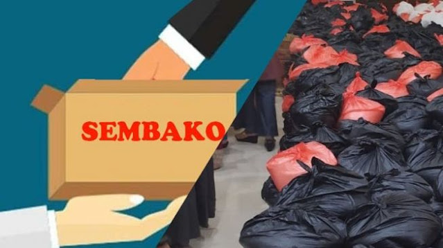 Duh! Bansos dari Pemkot Solo Dianggap Tidak Sesuai Nilai Rp 250 Ribu, Apakah Disunat?
