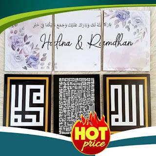 081333166885 – Jual Hiasan Dinding custom di Majalengka