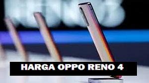 OPPO Reno 4 - Harga dan Spesifikasi
