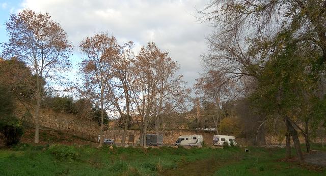 Àrea d'autocaravanes del Catllar