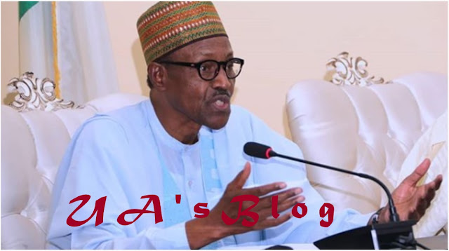 I have suffered – Buhari