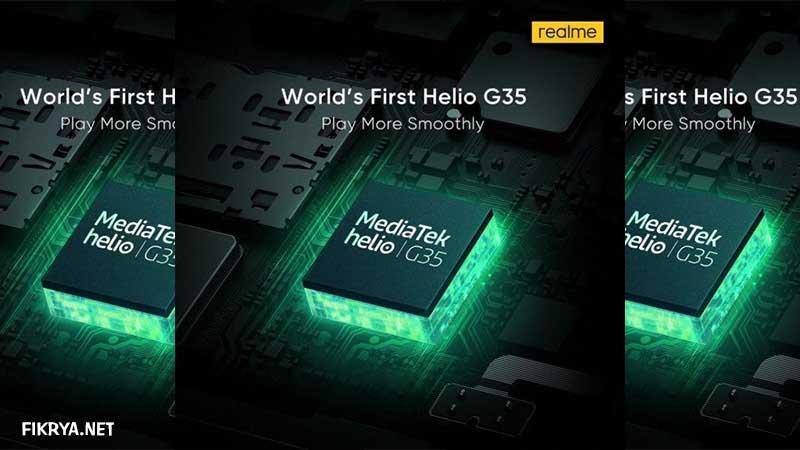 Spesifikasi Realme C11 Mediatek Helio G35