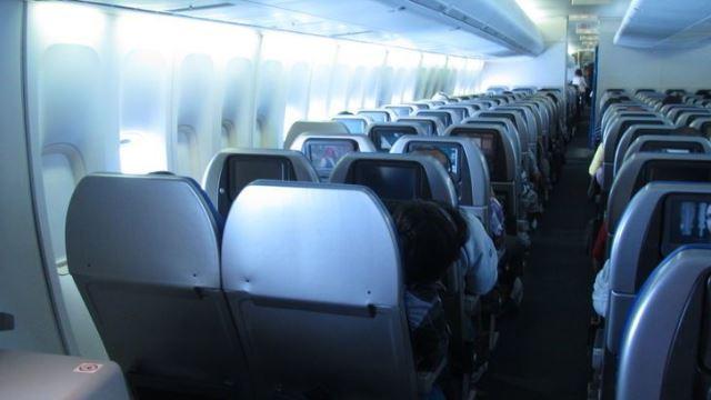 كيفية التعامل مع الاهتزازات العنيفة اثناء الطيران Violent vibrations during flight