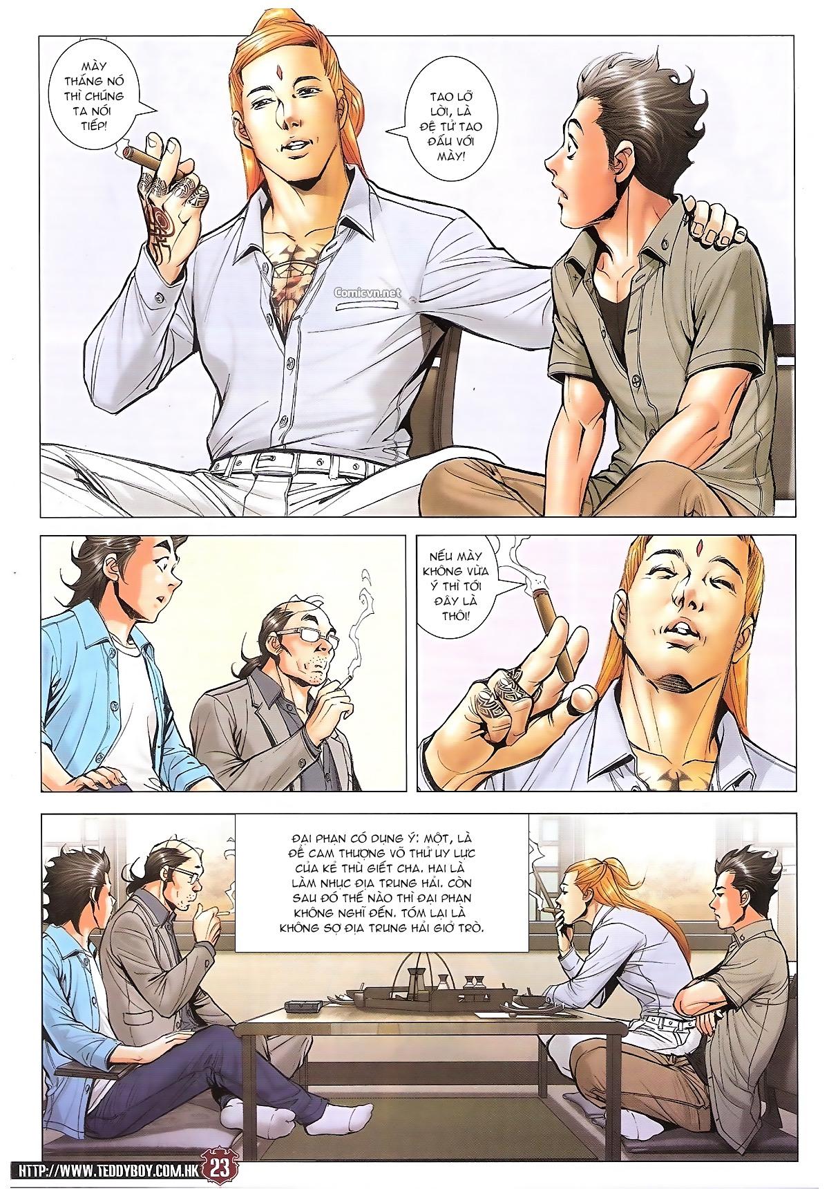Người Trong Giang Hồ chapter 1746: đại phạn lên đĩa trang 20
