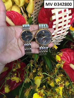 Đồng hồ cặp đôi thổ lộ cho cả thế giới biết bạn đã là của nhau