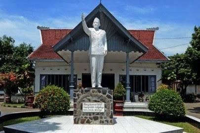 Istana Gebang, Kediaman Sang Putra Fajar di Blitar