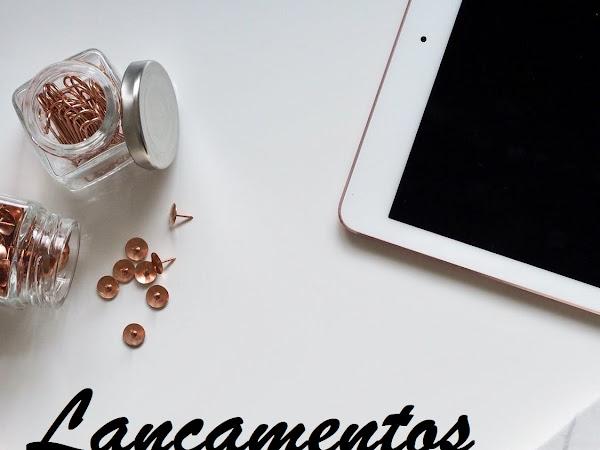 Lançamentos de Novembro/19 da Editora Arqueiro