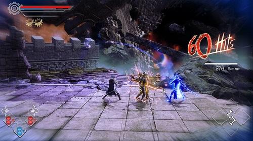 AeternoBlade 2 Gameplay