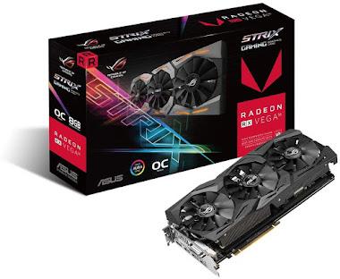 Asus Rog Strix RX Vega 56 OC 8GB