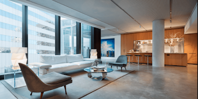The connection between interior architects and the real estate agents - both work closely for their mutual benefit.