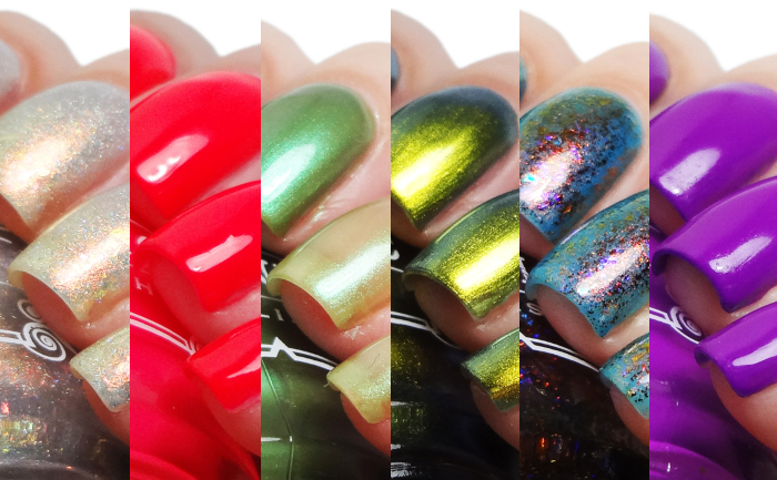 xoxoJen's swatch of Tonic Late Summer Collection