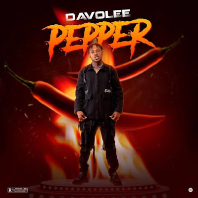 """Talented indigenous rapper Davolee comes through with his brand new single for the year 2020 and the versatile rapper titled the track """"Pepper"""" produced by Cheqwas."""