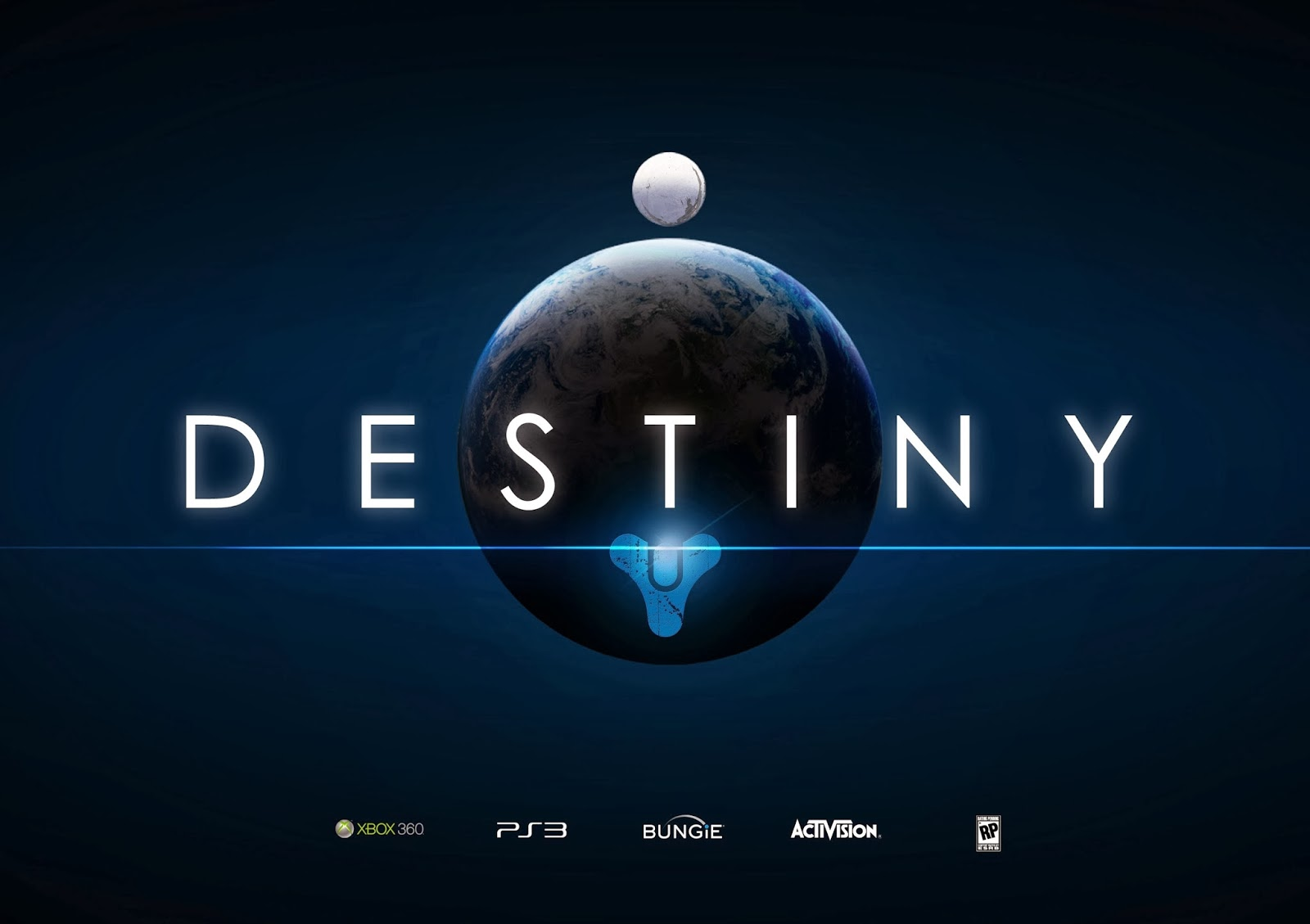 PC game Destiny screen shots