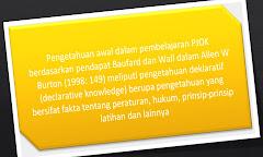 Bekal Ajar Mapel PJOK SMA/SMK