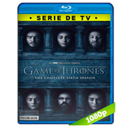 Game of Thrones (2016) Temporada 6 Completa BDREMUX HD 1080p Latino