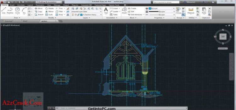 Features of Autocad 2014 Crack: