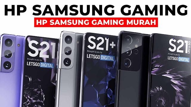 hp samsung gaming murah