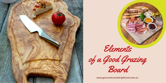 Grazing Board at Gourmet Traveller Gift Card Australia