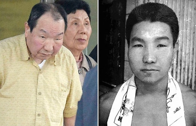 Невиновен: японец 46 лет провел в тюрьме, ожидая казни
