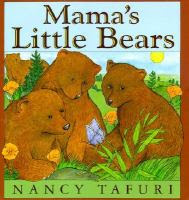 lions, tigers, and bears storytime