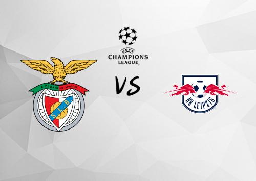 Benfica vs RB Leipzig  Resumen