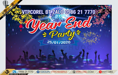 year end party corel