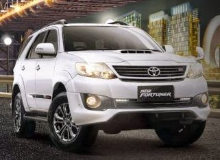 NEW FORTUNER 2.7 G A/T LUX TRD