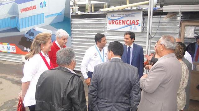 Hospital San Rafael de Facatativá implementa nuevo modelo en el servicio de la Central de Urgencias