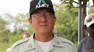 """Designan al general Minoru Matsunaga como nuevo director del Cestur. """" El Internacional """""""