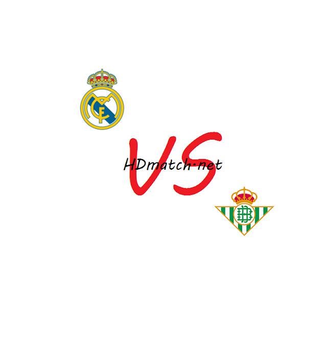 مشاهدة مباراة ريال مدريد وريال بيتيس بث مباشر مشاهدة اون لاين اليوم 8-3-2020 بث مباشر الدوري الاسباني يلا شوت real betis vs real madrid