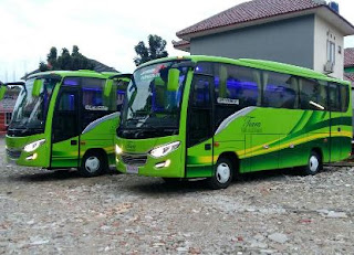 Rental Bus Medium Tangerang, Rental Bus Medium