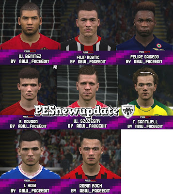 PES 2017 Facepack May 2020 by ABW