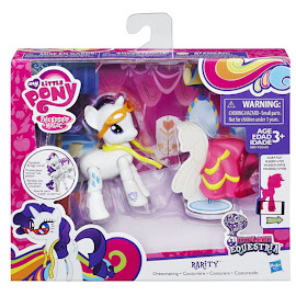 My Little Pony Action Play Pack Wave 2 Rarity Brushable Pony