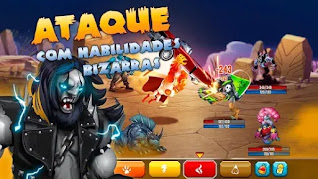 Monster Legends Apk Mod