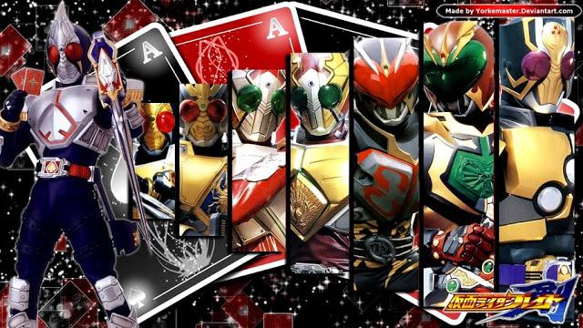 Download Tokusatsu Kamen Rider Blade Batch Subtitle Indonesia