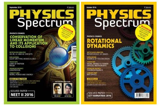 Magazine : Spectrum physics – September 2016  – October 2016