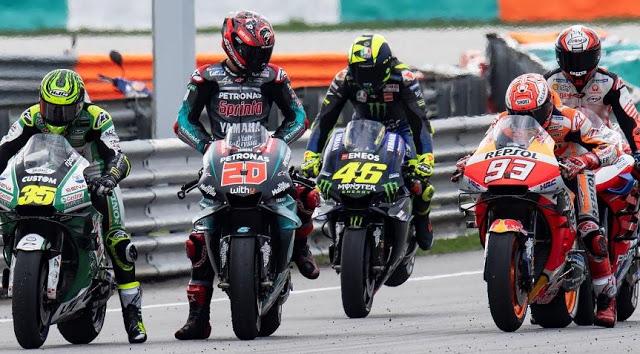 Dorna dan FIm bisa Gelar MotoGP 2020 di tahun 2021