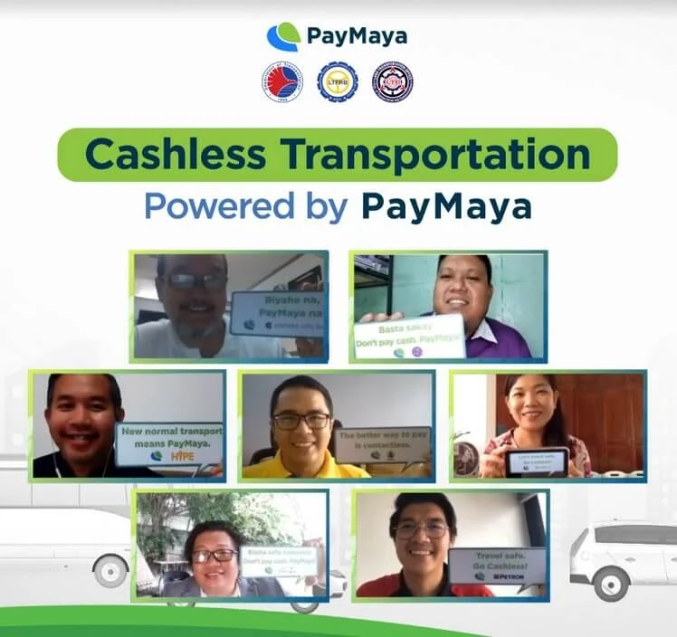 PayMaya Aids Transport Sector in Adapting to Cashless Payments