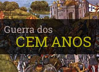 guerra dos cem anos resumo quem ganhou venceu consequências países envolvidos quanto tempo Joana D'Arc