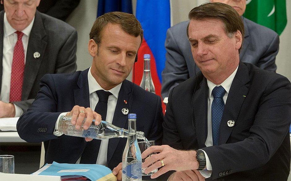 Brasil-vai-rejeitar-ajuda-para-a-Amazônia-oferecida-pelo-G7