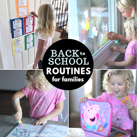 Toddler Approved!: Get in a Good Back to School Routine with