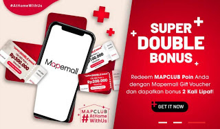 Super Double Bonus Mapemall