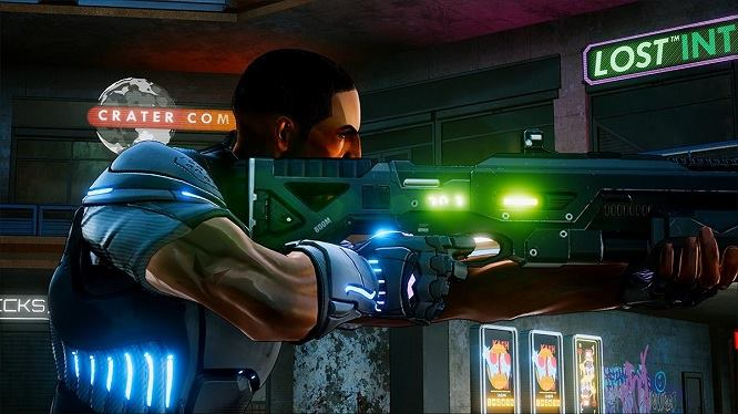 Crackdown 3 dree download 2017 gameplay
