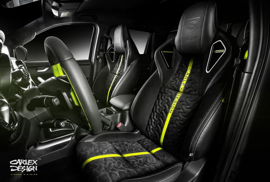 Chi tiết Mercedes-Benz X-Class với gói độ thể thao off-road