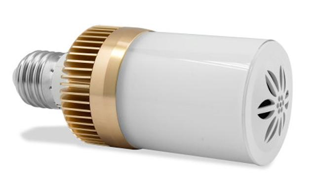 Olixar Light Beats Bluetooth Speaker Bulb Review